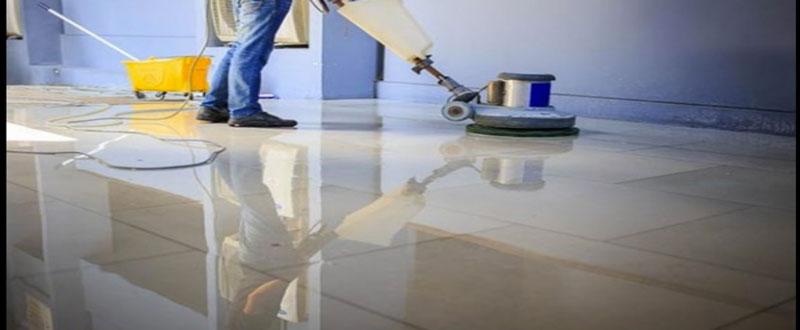 zemin temizleme Şirketi
